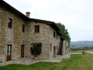 All in Tuscan Stone